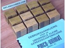 Emco Sold: Emco Unimat SL/DB Set of Formers and Guides 16 - 56 TPI