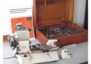 Boley G. Boley F1 Watchmaker Miniature Precision ø8mm Lathe