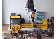 Emco Emco Maier Compact 5 Lathe with Accessories