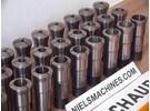 Schaublin Verkauft: Schaublin W20 Spannzangen 1-20mm 39 Stück