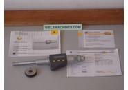 Tesa Alesometer Internal Threepoint Bore Gauge Set 10-12.5mm