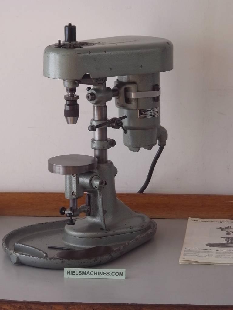Sold G Boley Sensitive Precision Drilling Machine Be 2