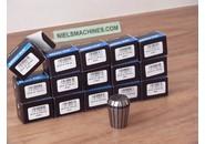 Verkauft: Rego-Fix ER25 Spannzangen ø1-16mm (NOS)