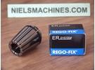 Rego-Fix ER25 Spannzangen ø1-16mm (NOS)