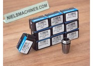 Rego-Fix ER16 Spannzangen ø0.5-10mm (NOS)