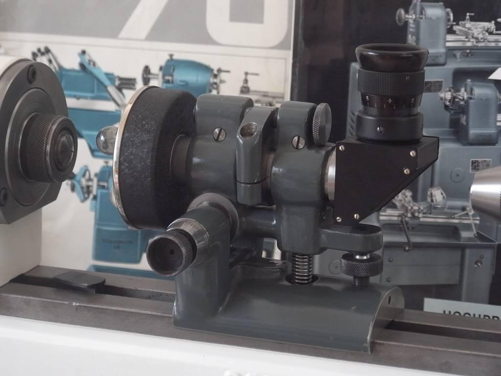 Verkauft schaublin 65 oder 70 drehbank mikroskop mit for Gebrauchte lampen