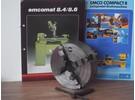 Emco Verkauft: Emco 4-Backen futter ø152mm