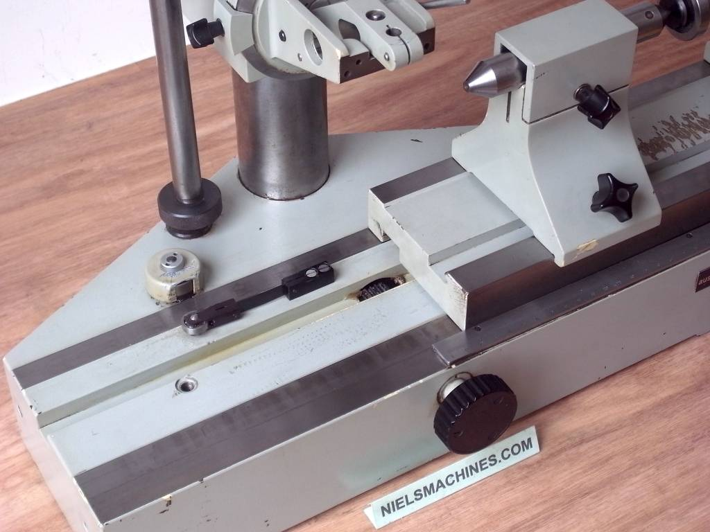 Center Bench Part - 19: Sold: Aus Jena Precision Balancing Center Bench (without Indicator)