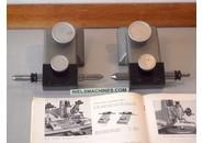 SIP Societe Genevoise MU-214B Universal Measuring Machine Centre Supports