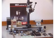 Emco Sold: Emco Unimat 3 Lathe Collection