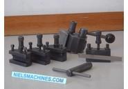 Schaublin Verkauft: Schaublin 102 Tripan 111S Schnellwechselstahlhalter mit 4 Halter und Schlüssel