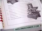 Schaublin 13 Betriebsanweisung (Deutsch)