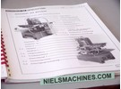 Schaublin 13 Maintenance Instruction (German)