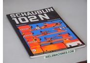 Schaublin 102N Catalog (German)