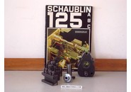 Schaublin Schaublin 125 Tripan 212 Quick change tool post set