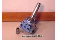 Mizoguchi MU-3 Universal Plan und Ausdrehkopf mit MK3 Aufnahme