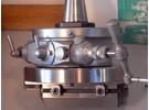 Verkauft: D'Andrea TS3 MU-3 Universal Plan und Ausdrehkopf mit SK40 Aufnahme