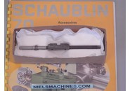 Schaublin 70 Screw and Nut for Top Slide (NOS)