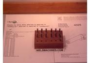 KaVo SycoTec 13 Stück ø5mm Spannzangen Satz für HF-Motor Spindel 4010 und 4025