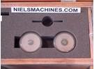 MITUTOYO Borematic 568-931 Interchangeable-head Bore Gauge Set 6-12mm