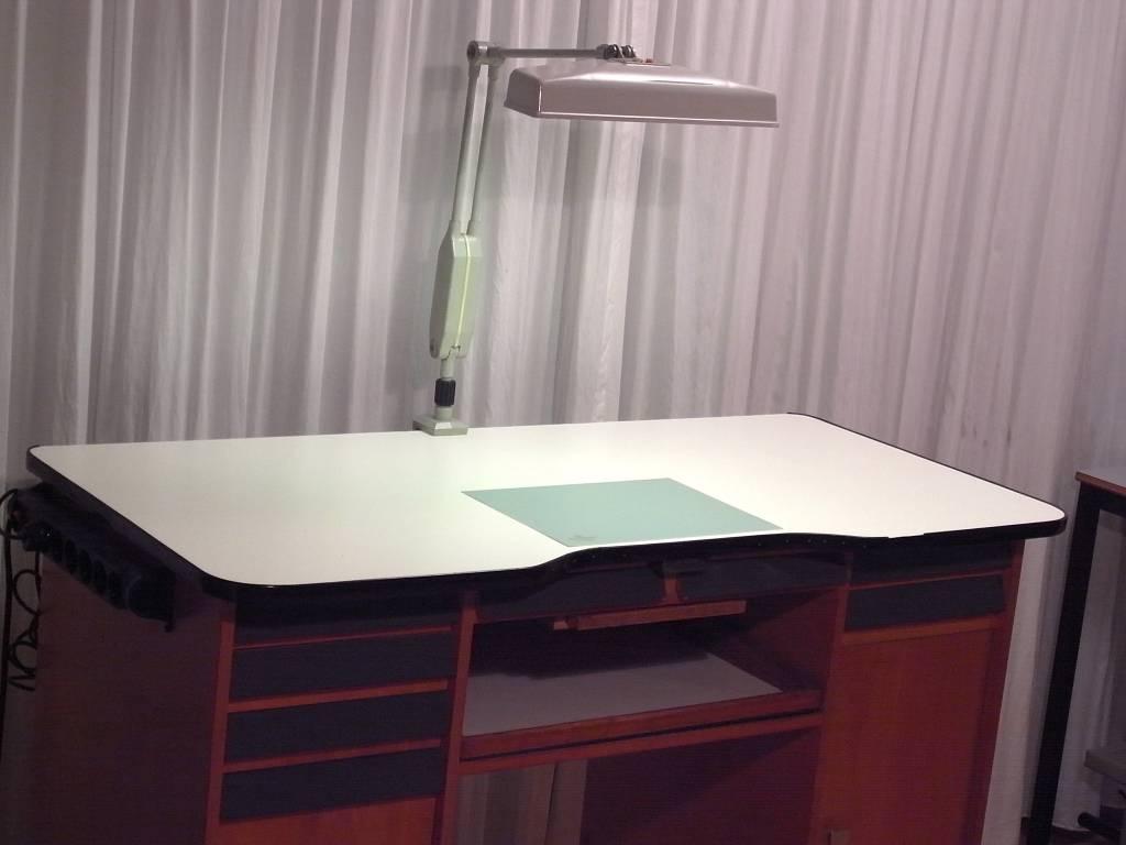 kumewa ch 5610 switserland maschinenleuchte typ f2 2x8w. Black Bedroom Furniture Sets. Home Design Ideas