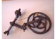 Hand Wheel for Watchmaker's Lathe