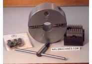 Bison 2-Backen Drehfutter 3105-160