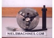 Emco Compact 5 lathe 3-jaw chuck (NOS)