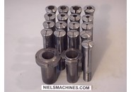 Lorch Collet Set 17 pieces