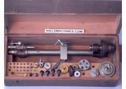 Verkauft: Lorch ø6mm Uhrmacher Drehmaschine