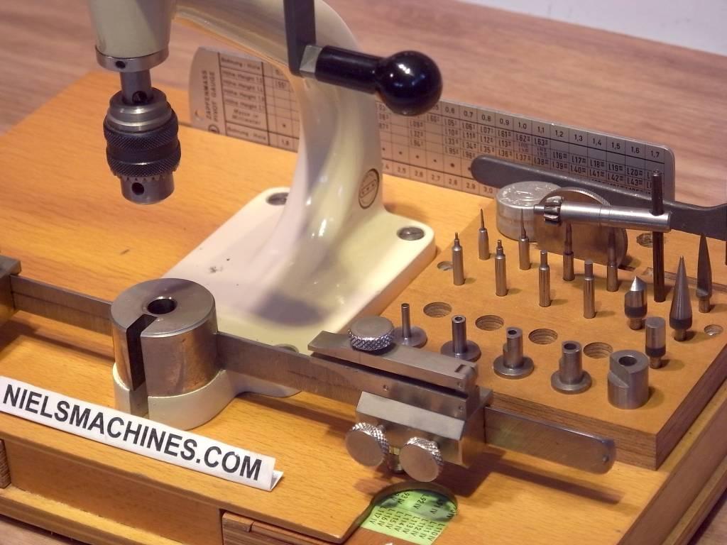 Sold Kwm Clock Bushing Tool Niels Machines