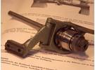 Favorite ø8mm Uhrmacher Drehbank Hebel-Schnellspannvorrichtung