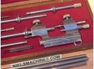 Verkauft: Bergeon 1235 Steiner (Swiss) Zapfenrollierstühle
