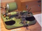 Lorch Junior Miniatur-Hochpräzisions Drehbank mit Zubehörsammenstellung
