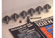 Schaublin 102 Ringfutter W20 Satz