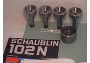 Schaublin 102 W20 Step Collet Set Complete Size 2