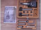 Wohlhaupter UPA3 Universal Plan und Ausdrehkopf mit SK40 Deckel S20x2