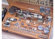 Bergeon 1766 Model B Drehbank