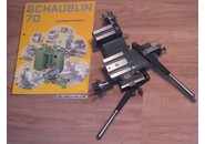 Schaublin 70 Cutting-off carriage with 2 slides