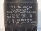 Verkauft: Papst Motor KG 230W, 220V