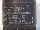Papst Motor KG 230W, 220V