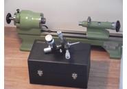 Schaublin 70 Isoma Zentrier und Koordinaten Mess Mikroscop