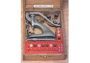 Favorite Uhrmacher Steineinpressmaschine Swiss