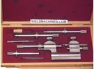Verkauft: Bergeon 4106 Rollifit mit Bergeon 1239-108-118 Steiner (Swiss) Zapfenrollierstühle