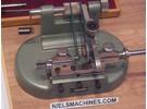 Bergeon 4106 Rollifit mit Bergeon 1239-108-118 Steiner (Swiss) Zapfenrollierstühle