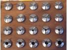 Schaublin B8 watchmaker ø8mm collets 0.2mm-8mm 44 Pieces