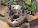 Sold: Emco Maximat Super 11 Quick Collet Closer SSF 20