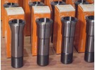 Verkauft: Schaublin W25 Spannzangen Satz 1-25mm 25 Stück