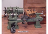 Sold: Lorch KD50 High Precision Watchmaker Lathe with Accessories