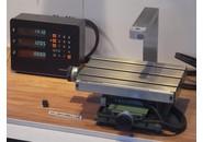 Saim cross-table with Heidenhain VRZ 750